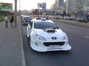Peugeot407taxi404